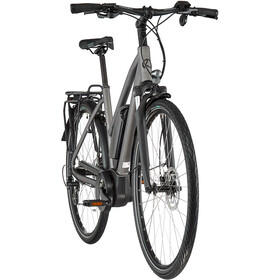 Kalkhoff Endeavour 1.B Move Trapez 400Wh, fossil grey matte